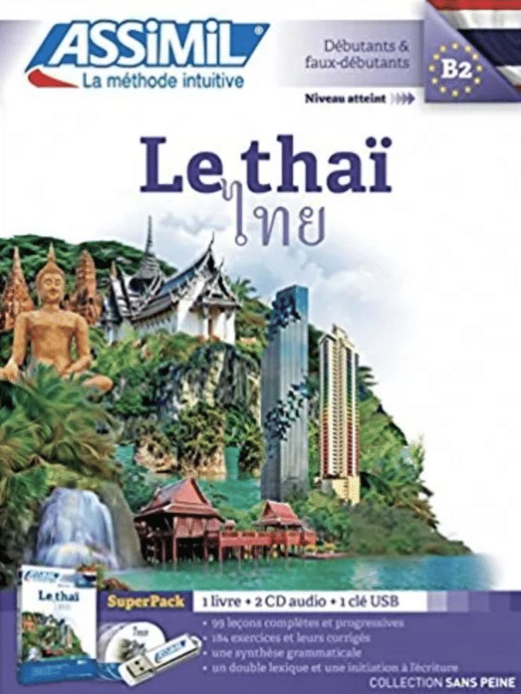 tips voyage thailand book 1
