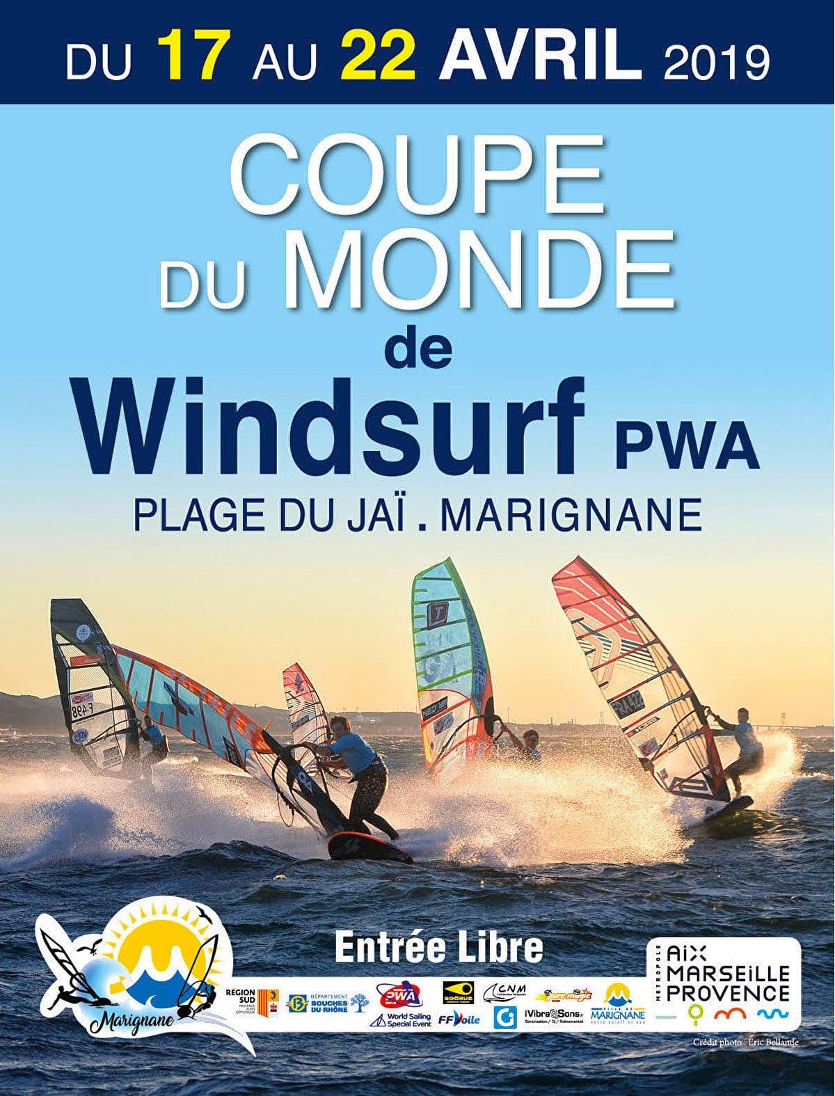 Coupe du Monde de Windsurf PWA 2019