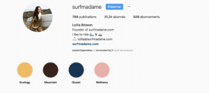 surf madame instagram