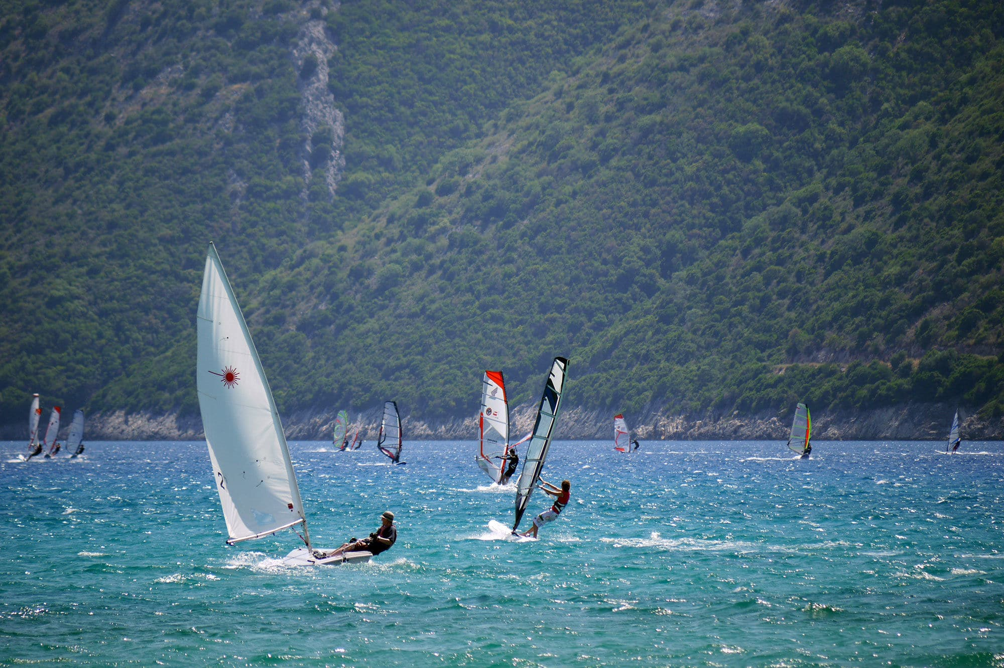 Water-sports-windsurf