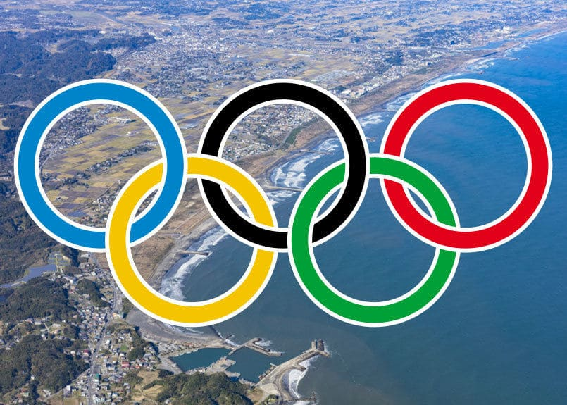TSURIGASAKI-BEACH-2020 Olympic Games