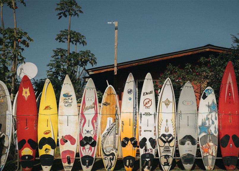 Quelle board choisir pour les wavepools