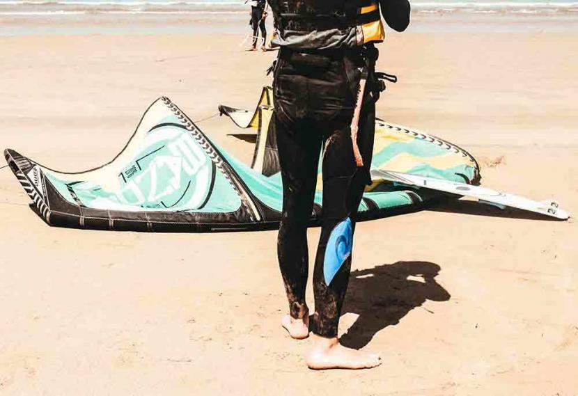 Kitesurfing Spotymag