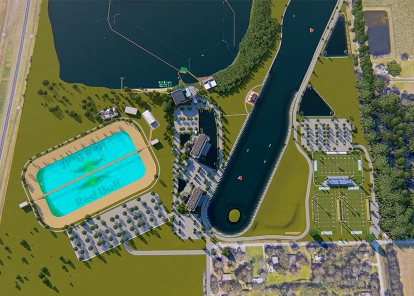 USA-WATER-SPORTS-COMPLEX