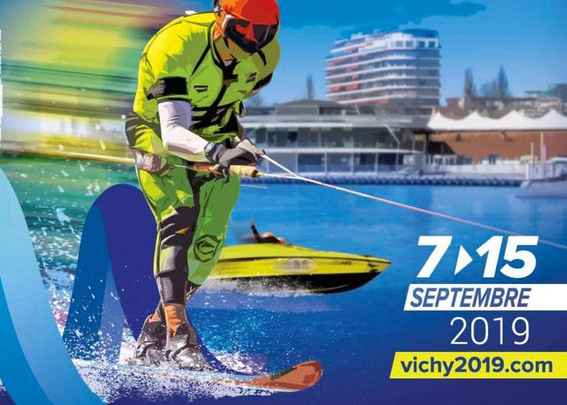 Championnats du Monde de Ski Nautique de Vitesse 2019 spotymag