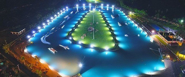Watersport complex Camsur