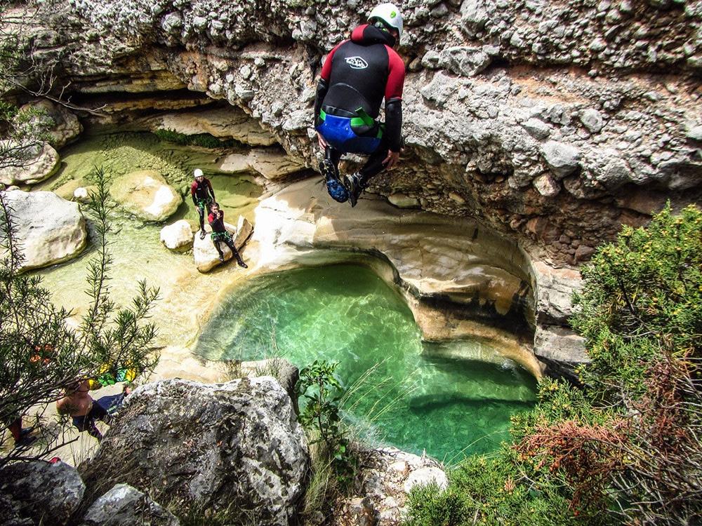 canyoning-sierra-de-guara-spotyride