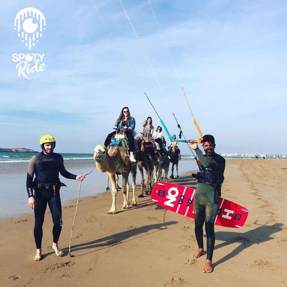 kite surf maroc